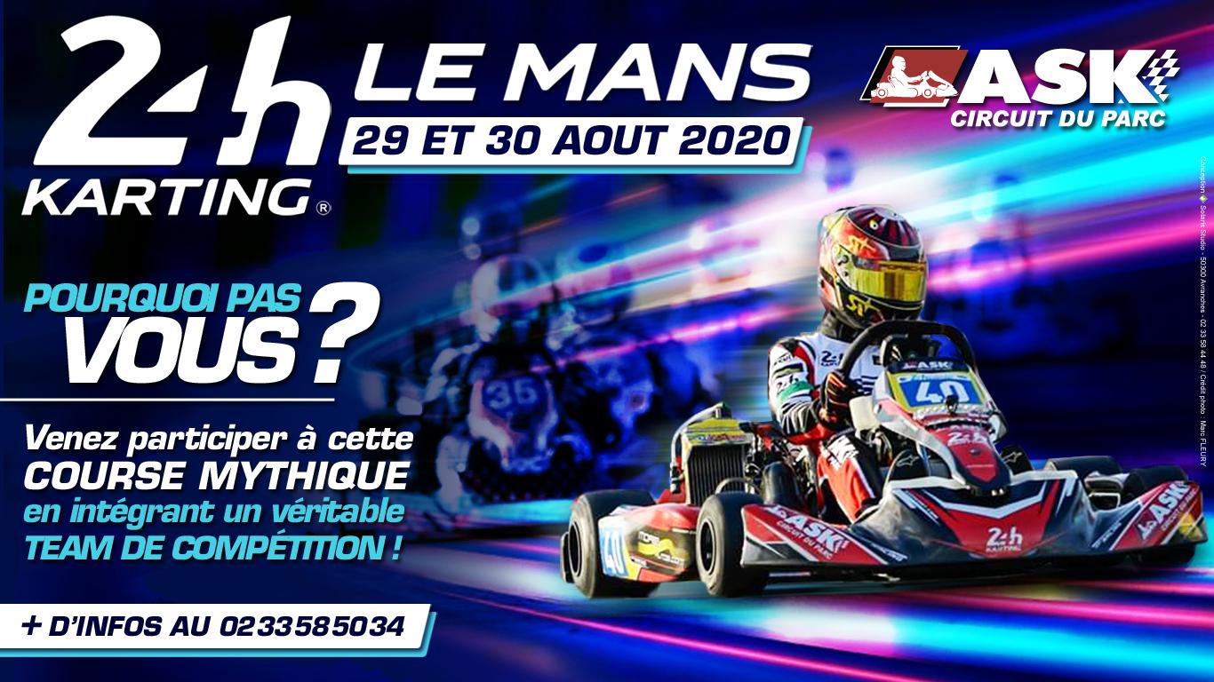 24h Karting – Le Mans