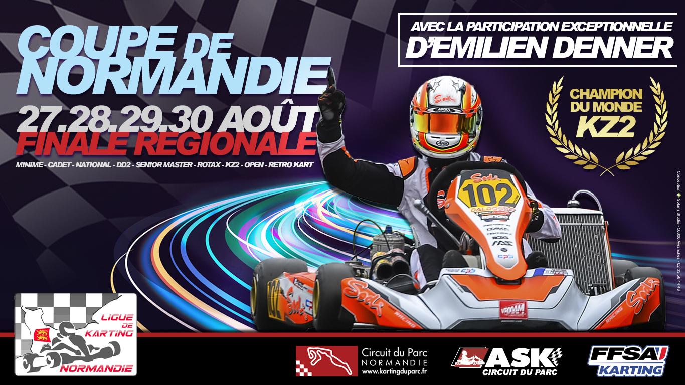 Championnat de Normandie 2020