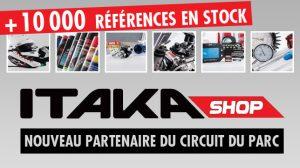 Nouveau partenariat Itaka Shop