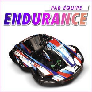 Endurances nocturnes – Challenge par équipe
