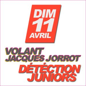Détection pilote (Juniors)